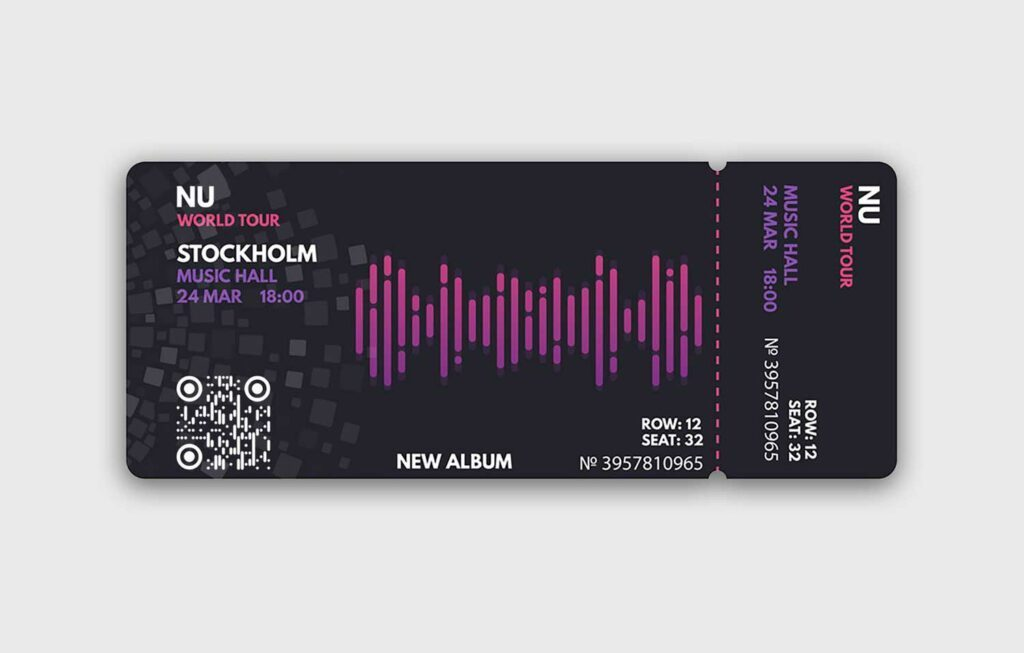 Why And How To Have Effective QR Codes On Tickets?