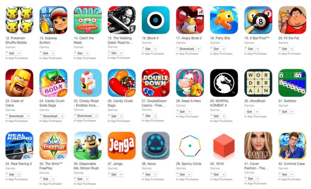 App Store QR Code