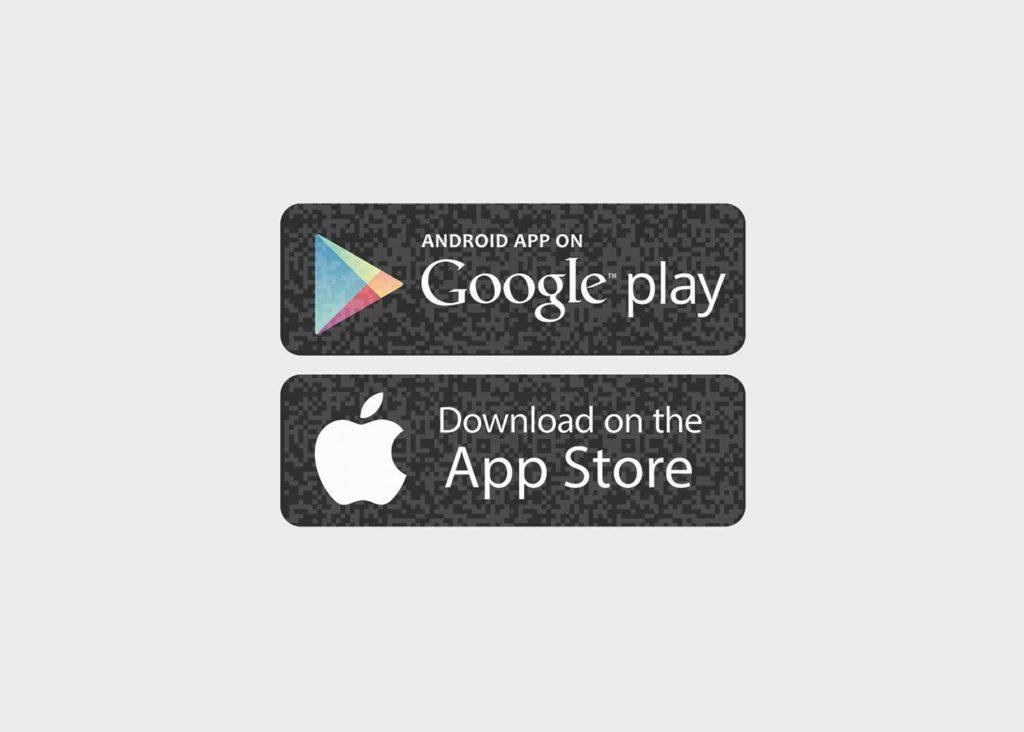 Code QR de l'App Store