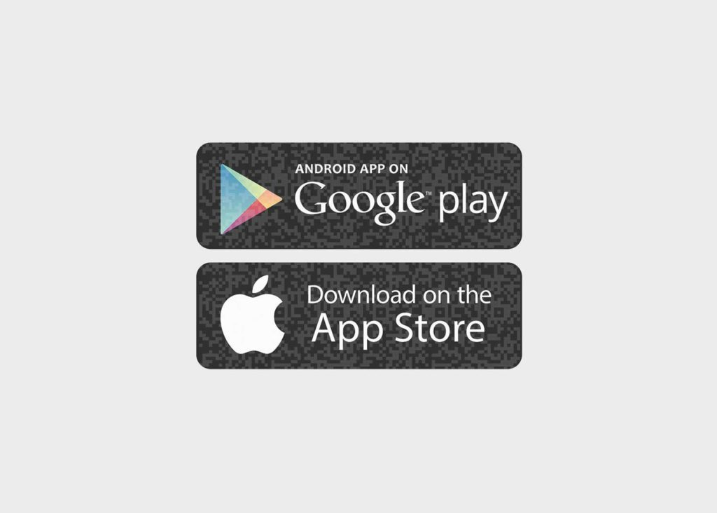 App Store'i QR-kood