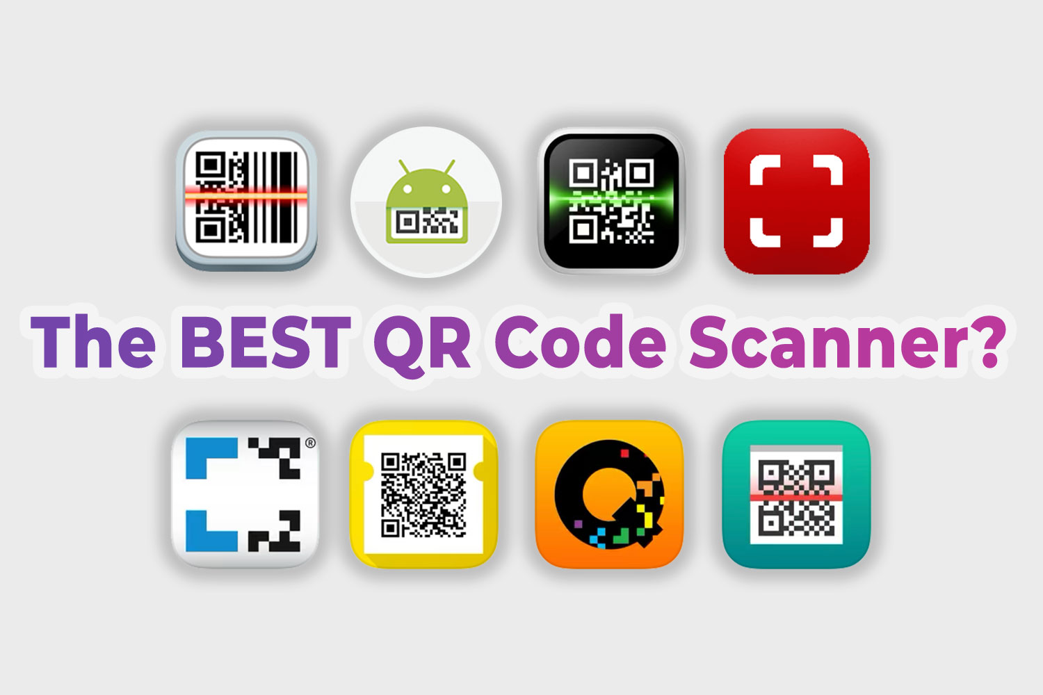 free qr code reader app for android
