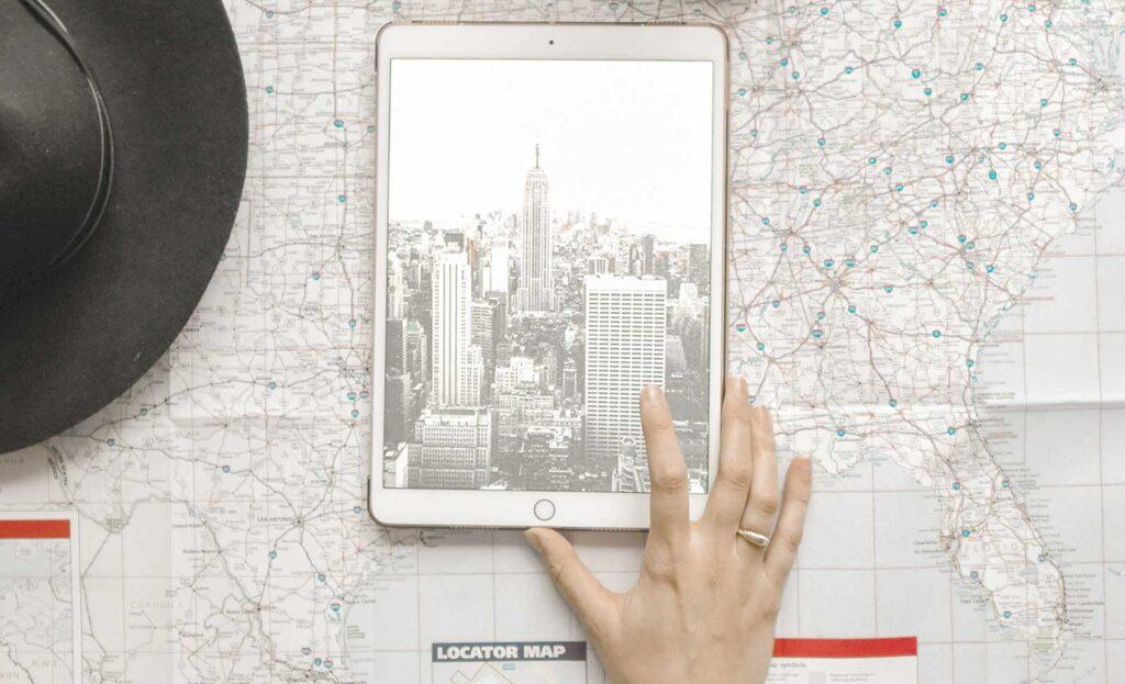 Gratis online QR-code generator voor het ontwerpen van locatiecodes