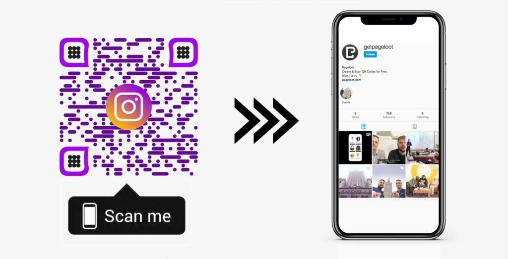 QR Code Business Card Generator