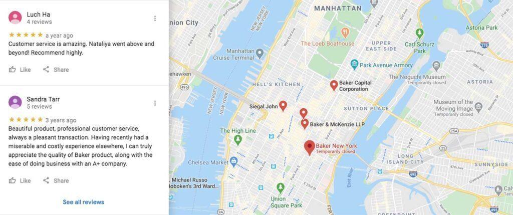 Kode QR Bisnis Google untuk Ulasan Pelanggan