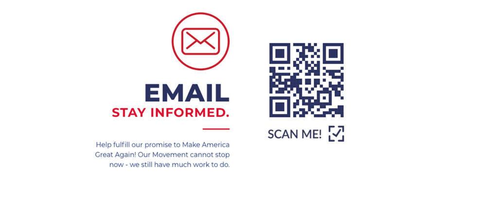 สร้างรหัส QR ของแคมเปญทางอีเมล