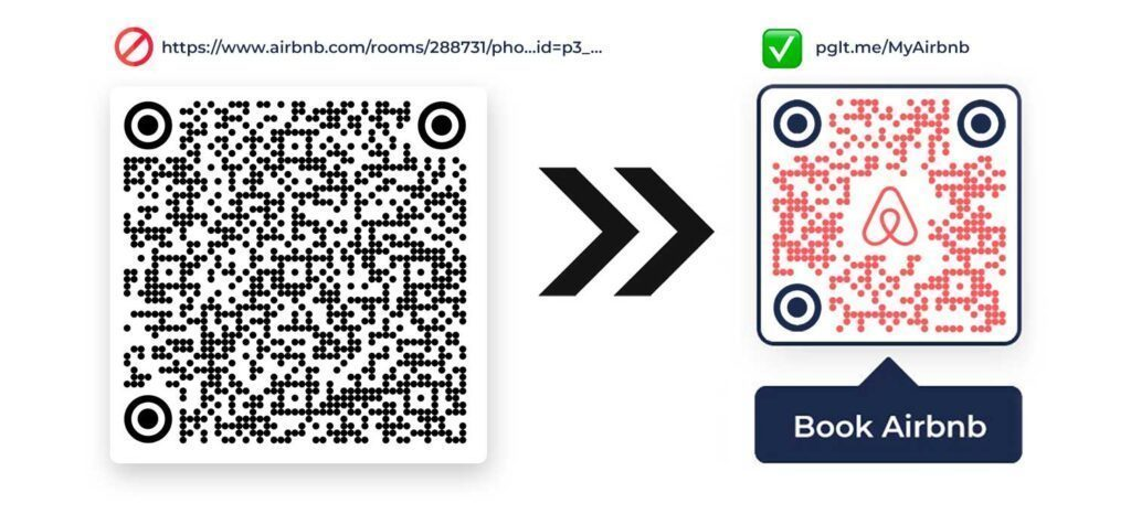Airbnb Booking QR Code Maker