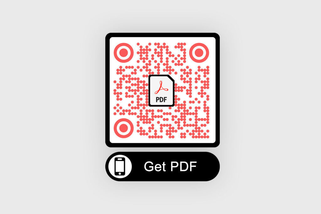 Looge PDF-i QR-kood