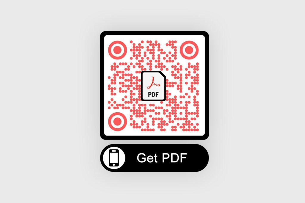 Tạo mã QR PDF