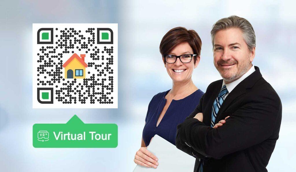 Tạo mã QR bất động sản