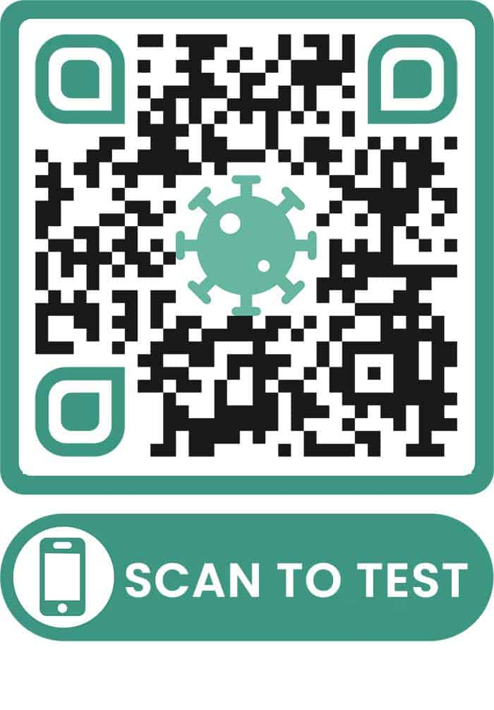 covid-19 screening form qr code