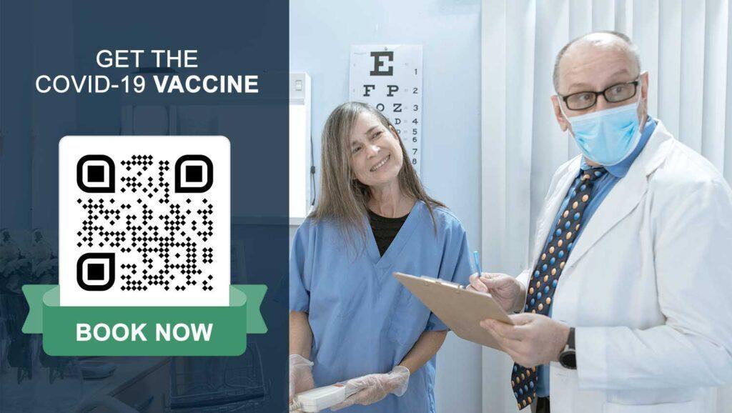 Vaccine QR Code Generator