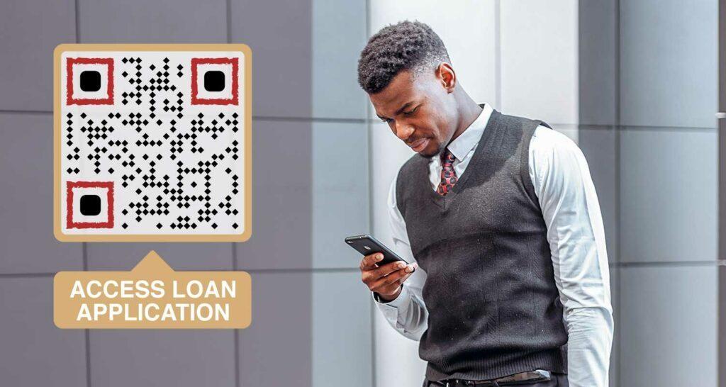QR Code Maker til banker og finanser