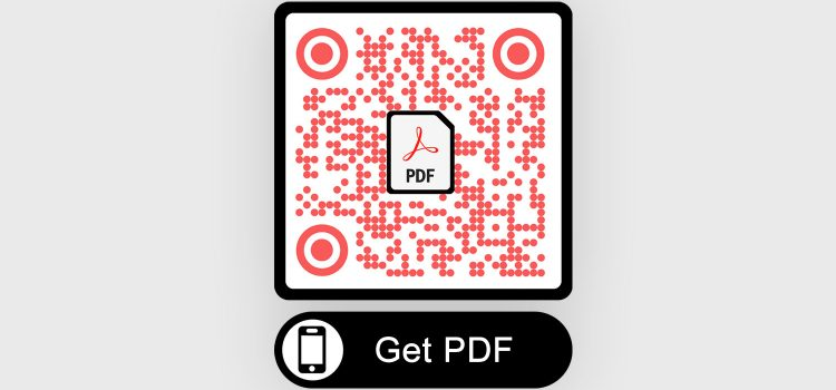 Buat Kode QR PDF