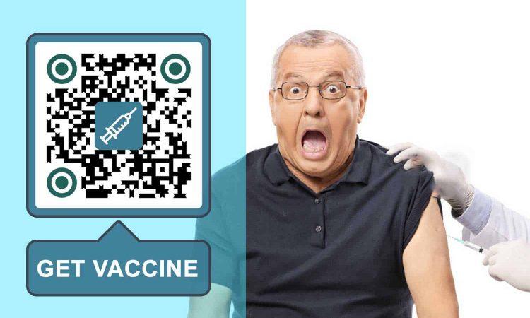 Opret QR-kode til vaccine