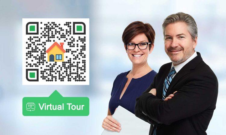 Créer un code QR pour les biens immobiliers