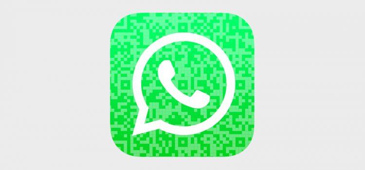 Kuidas skannite WhatsAppis QR-koodi