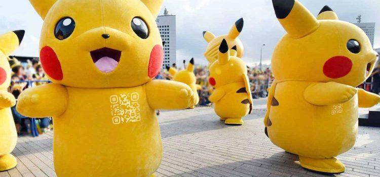 Bagaimana Cara Kerja Kode QR Pokemon?