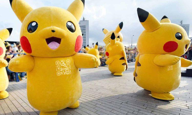 Wie funktionieren Pokemon-QR-Codes?