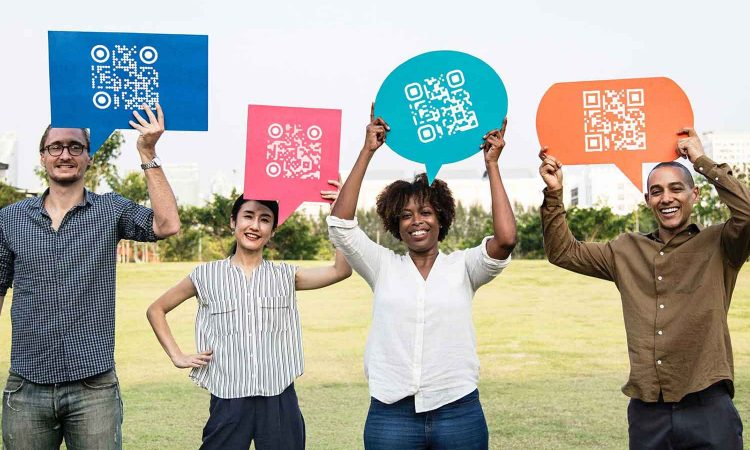 How to Share a QR Code?
