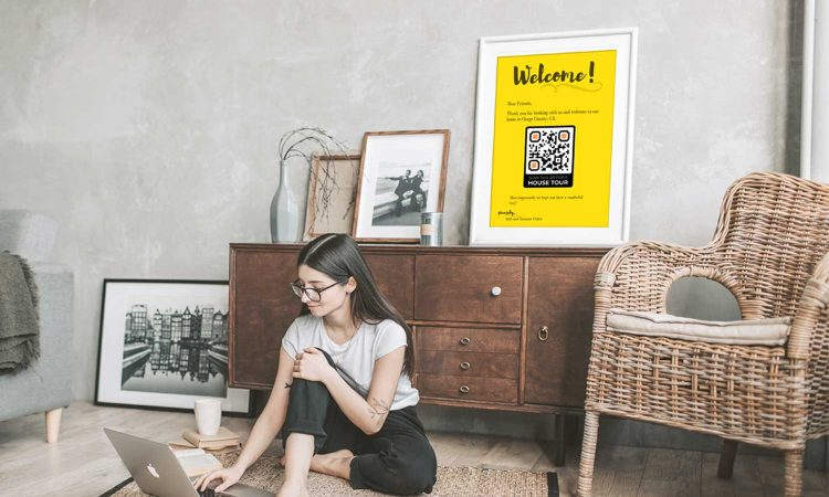 How to make QR Codes for Airbnb