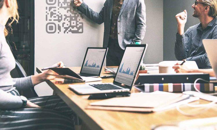 วิธีใช้รหัส QR เพื่อส่งเสริมการตลาดของธุรกิจขนาดเล็ก