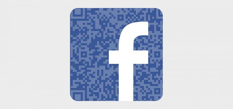 facebookページのグループのメッセンジャーの好きな人のためのQRコード