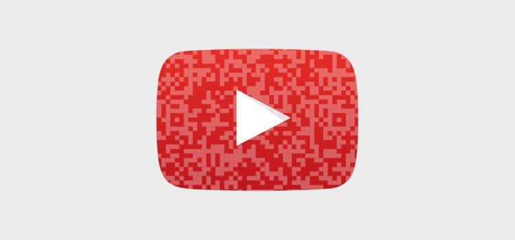 YouTubetube用のQRコードを作成する