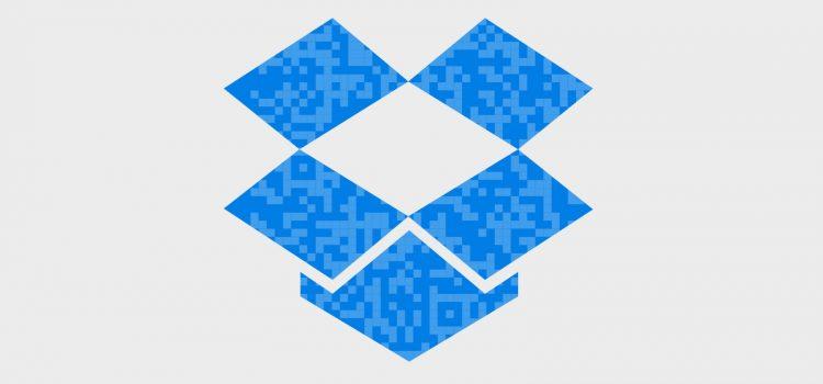 Hoe gebruik je QR-codes voor Dropbox?