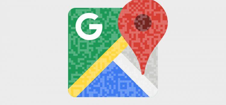 Códigos QR para Google Maps, Google QR, Google Scanner App, Generador de código QR gratuito