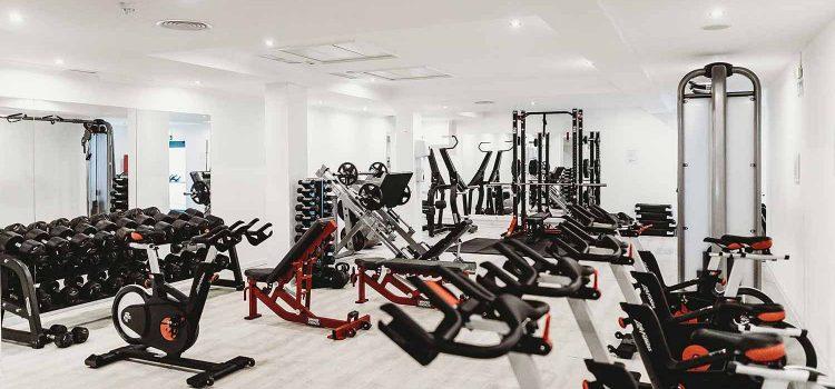 QR Codes untuk Gyms and Wellness Studios