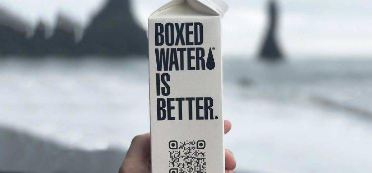 QR Codes for Packaged Goods