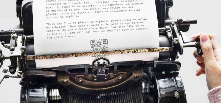 Codes QR pour les éditeurs