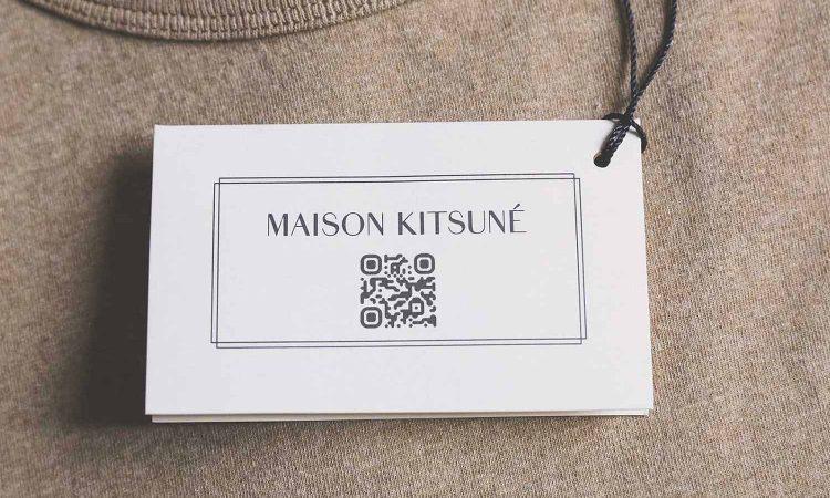 Kode QR untuk Pakaian
