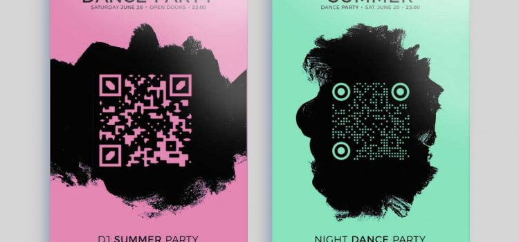 Having QR codes on posters may benefit your business